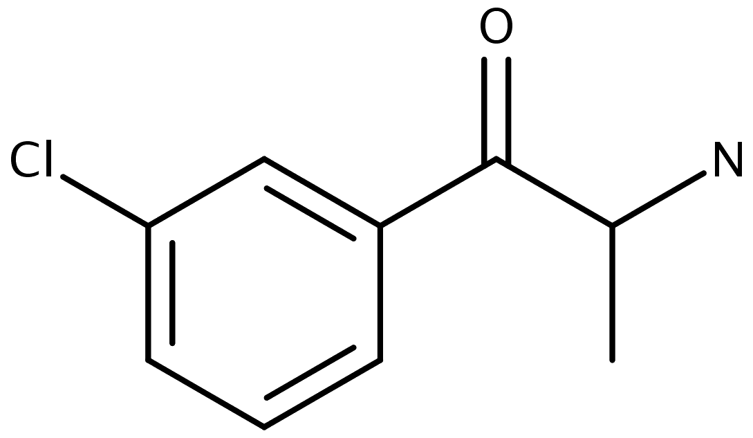 Chemical structure of 3CC